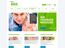 Pflegeverein CMS / Template